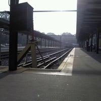 Photo taken at SEPTA Chestnut Hill East Station by Sabra S. on 8/8/2012