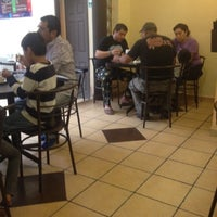 Photo taken at Taqueria Huichapan by Ricardo B. on 8/26/2012