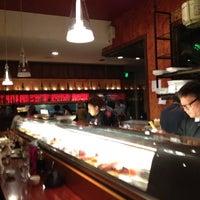Photo taken at Umi Sake House by Scott M. on 9/10/2012