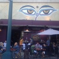 Photo taken at Monsoon Cafe by Ishwari S. on 8/9/2012