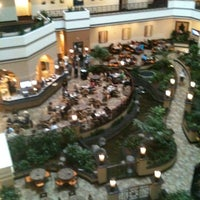 Photo taken at Embassy Suites by Hilton San Diego Bay Downtown by Keith R. on 7/14/2012
