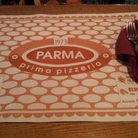 Photo taken at Pizzeria Parma by Klemen G. on 2/1/2012