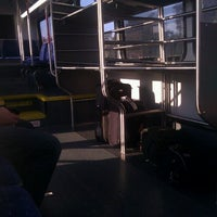 Photo taken at Rentals Shuttle Bus Stop by MJ. on 9/29/2011