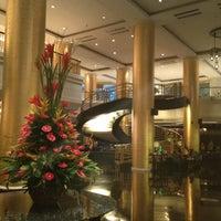 Photo taken at Dusit Thani Manila by Hisham A. on 7/14/2012