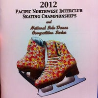 Photo taken at Bremerton Ice Arena by Ed-Tre M. on 8/4/2012
