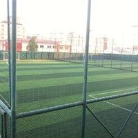 Photo taken at Biral Spor Tesisleri by Önder O. on 8/8/2011