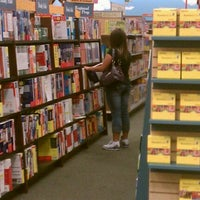 Photo taken at Barnes & Noble by Cameron H. on 9/5/2011