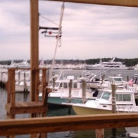 Photo taken at Fishbar on the Lake by Maribel M. on 7/8/2012