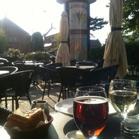 Photo taken at Theodor's Cafe & Restaurant by Morten E. on 6/7/2012
