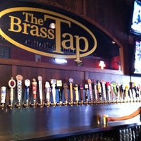 Photo taken at The Brass Tap by Steve F. on 3/26/2011