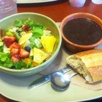 Photo taken at Panera Bread by Vanessa W. on 7/17/2012