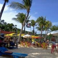 Photo taken at Arraial D'Ajuda by Vanessa M. on 1/1/2012