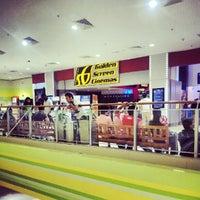 Photo taken at Golden Screen Cinemas (GSC) by Bond F. on 7/5/2012