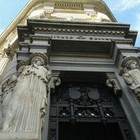 Photo taken at Instituto Cervantes by Alia on 6/20/2012