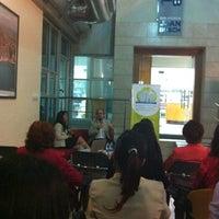 Photo taken at Biblioteca Juan Bosch FUNGLODE by Bocatips E. on 2/22/2012
