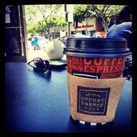 Photo taken at Corner Bakery Cafe by Jo J. on 5/20/2012