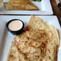 Photo taken at Skinny Pancake by Laura M. on 7/26/2012