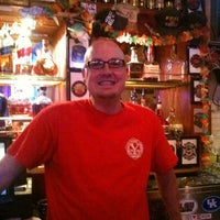 Photo taken at The Wing Cafe and Tap House by L C. on 1/4/2012