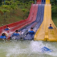 Photo taken at Melaka Wonderland by William T. on 12/18/2011
