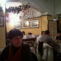 Photo taken at Osteria del Ponte by Davide F. on 11/19/2011