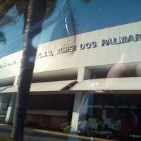 Photo taken at Aeroporto Internacional de Maceió / Zumbi dos Palmares (MCZ) by Aline C. on 12/9/2011