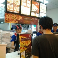 Photo taken at Domino's Pizza by Elizabeth Y. on 11/26/2011
