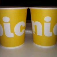 Photo taken at Café Picnic by Анна on 1/2/2012
