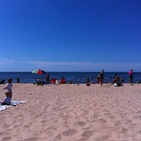 Photo taken at Grand Haven State Park by Fred S. on 8/27/2011