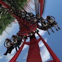 Photo taken at Six Flags Great America by Kyle S. on 9/1/2011
