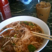 Photo taken at Pho World by Mae T. on 11/6/2011