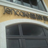 Photo taken at Jencare Skin Farm and Day Spa by Deejay on 3/10/2012