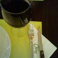 Photo taken at Olio Pizzeria by Rami G. on 1/27/2012