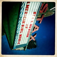 Photo taken at Stax Museum of American Soul Music by Lindsey F. on 1/12/2011