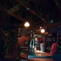 Photo taken at Pub Playa Paraíso by Jacob P. on 1/25/2012