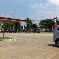 Photo taken at SPBU Pertamina 34-169-33 by Samsudin S. on 10/30/2011