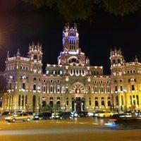 Photo taken at Palace of Communication by Alejandro F. on 11/25/2011