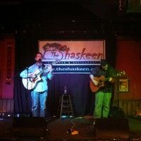 Photo taken at The Shaskeen Irish Pub by Carl L. on 3/21/2012