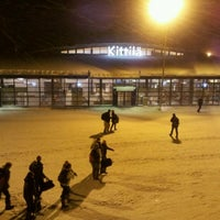 Photo taken at Kittilä Airport (KTT) by Floris W. on 12/31/2011