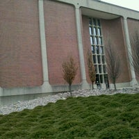 Photo taken at Kayser Hall by Eric H. on 3/21/2011