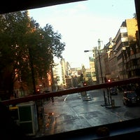 Photo taken at TfL Bus 8 by Nuria C. on 10/25/2011