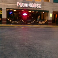 Photo taken at Pour House Bar and Grill by Kam on 9/28/2011