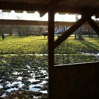 Photo taken at Stal Meybroeck by Tim S. on 3/11/2012