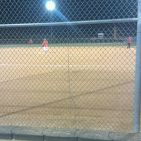 Photo taken at Appling Field Softball Complex by Amanda L. on 10/11/2011