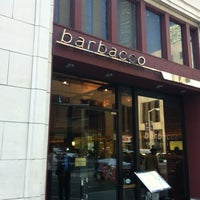 Photo taken at Barbacco by Lenny M. on 8/28/2012