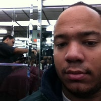 Photo taken at Sanchez Barbershop by Rocky D. on 3/24/2011