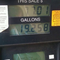 Photo taken at APlus at Sunoco by HDoubleU on 3/28/2012