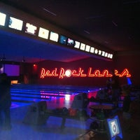 Photo taken at Red Rock Lanes by Shane A. on 4/8/2012
