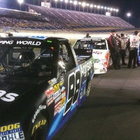 Photo taken at Kentucky Speedway by Greg M. on 10/1/2011