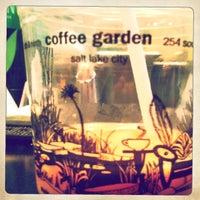 Photo taken at Coffee Garden by Jonny B. on 10/28/2011