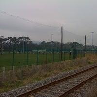 Photo taken at Greystones United FC by Guy F. on 3/5/2011
